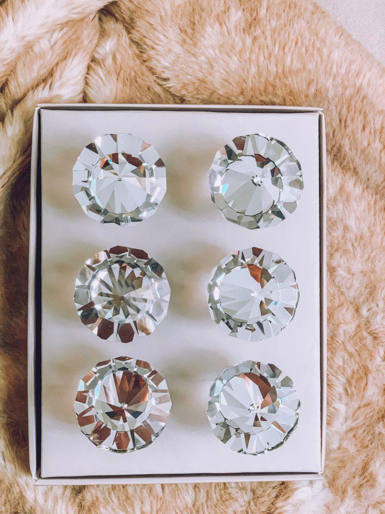 crystal drawer knobs