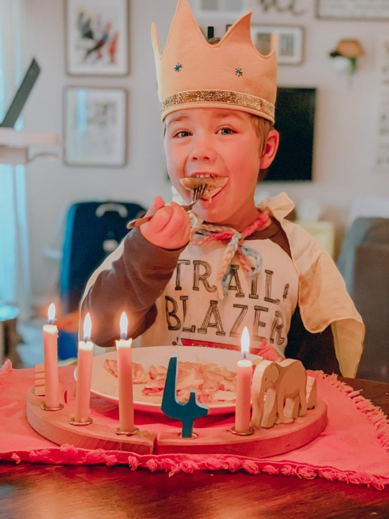 5 Simple and Meaningful Birthday Traditions and Decor; Waldorf Birthday