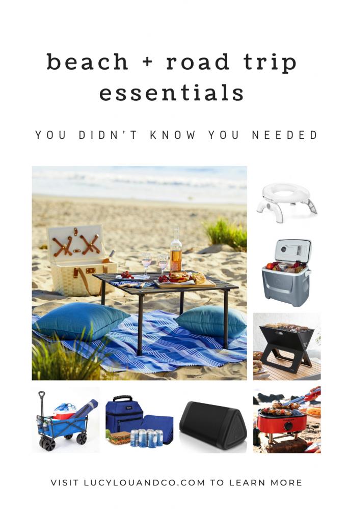 Beach Trip Essentials