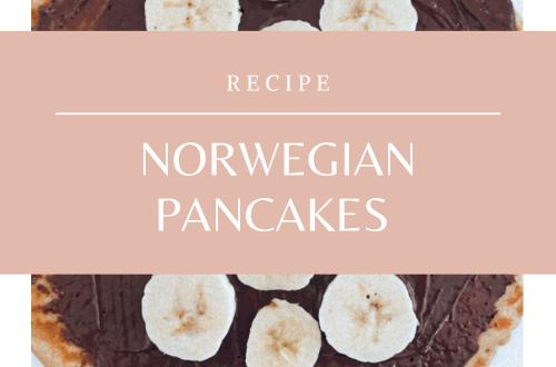 Norwegian Pancakes Recipe